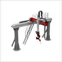 Robotic System Equipment Gantry (X,Y,Z)