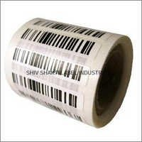 Printed Barcode Label Rolls
