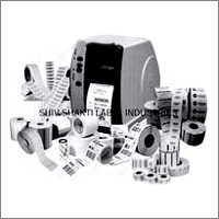 Commercial Barcode Stickers