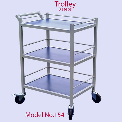 3 Step Trolley