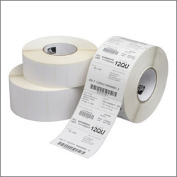 Packaging Printed Barcode Labels