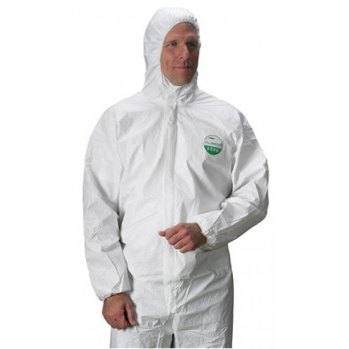 Coverall Suit White