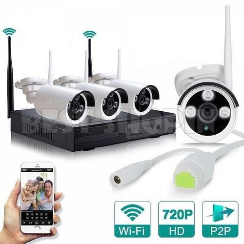 Wireless CCTV Camera for Shop/Office