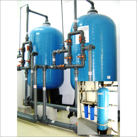 Water Treatment Filter System