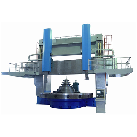 CNC Vertical Boring Machine