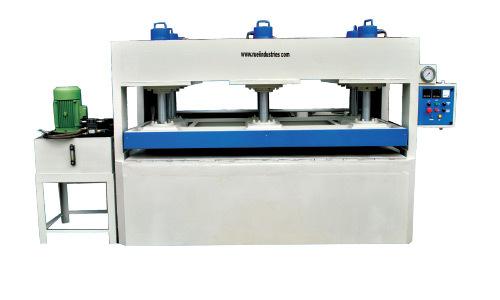 150T Hydraulic Hot Press