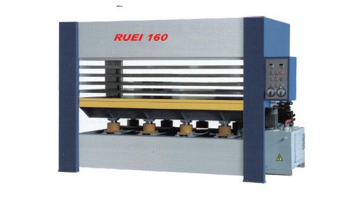 160T Hydraulic Hot Press