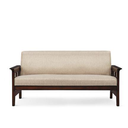 Tropica Sofa Set Walnut