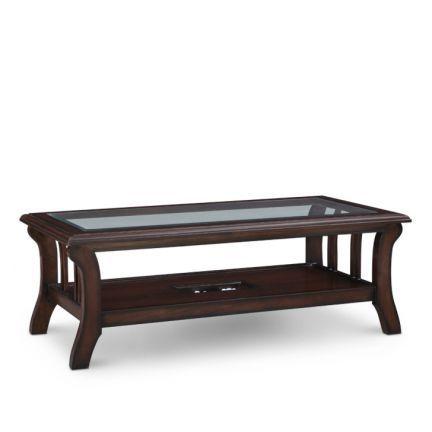 Shenna Centre Table Walnut