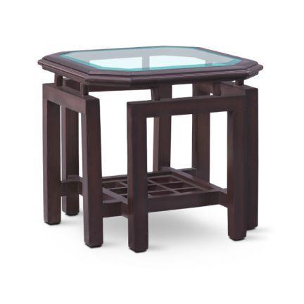 Tolya Side Table Walnut
