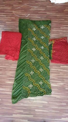 Rai Bandhej Dress Materials