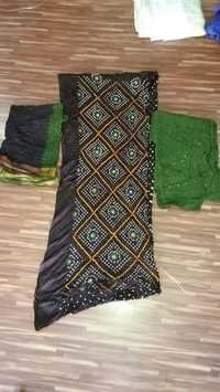 Jamnagar Rai Bandhej Dress Materials