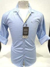 Sky Blue Plain Shirt