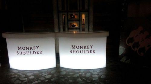 Bar Display Counter Lights