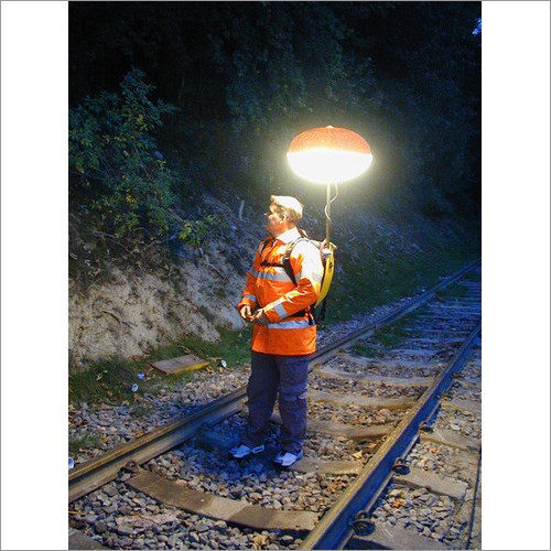 Industrial Backpack Lights