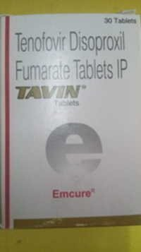 Emcure Tenofovir Disoproxil Fumarate Tablets IP
