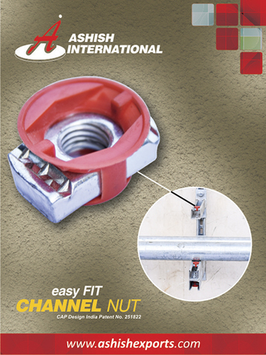Easy Fit Channel Nuts