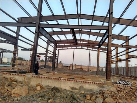 Prefabricated Steel Frame Buildings