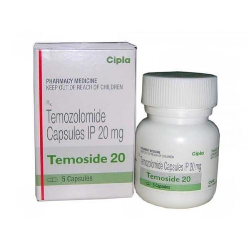 Temoside 20 Mg Medicines