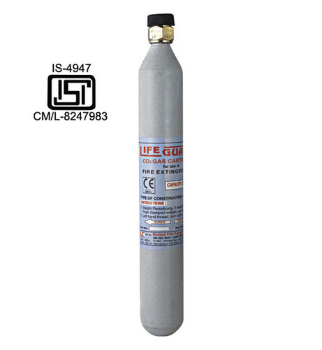 Co2 Gas Cartridge For Fire Extinguishers