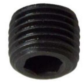 Hydraulic Pump Plate Elen Screw Big