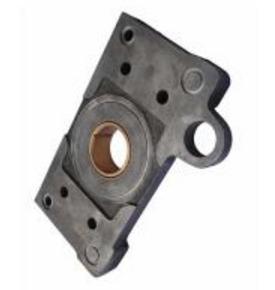 Hydraulic Plump Plate With Bush & Screw MF-241 ( SMALL )
