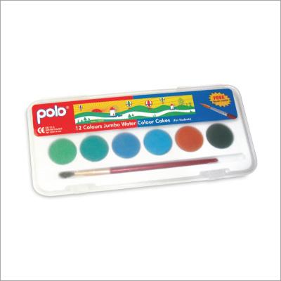 Water Colour Cakes 12 Colour