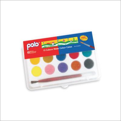 Water Colour Cakes 15 Colour