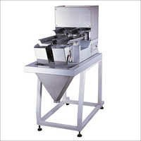2 Head Linear Weigher Packaging Machine