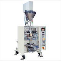 Fully Pneumatic Collar Auger Filling Packaging Machine