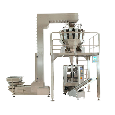 Fully Automatic Multihead Weighing Packaging Machine