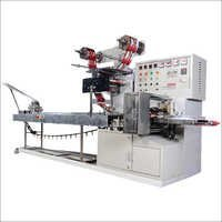 Horizontal Flow Wrap Pillopack Packaging Machine