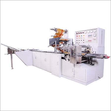 Automatic Rusk Packaging Machine
