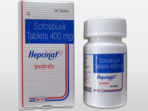 Sofosbuvir Tablet 400mg