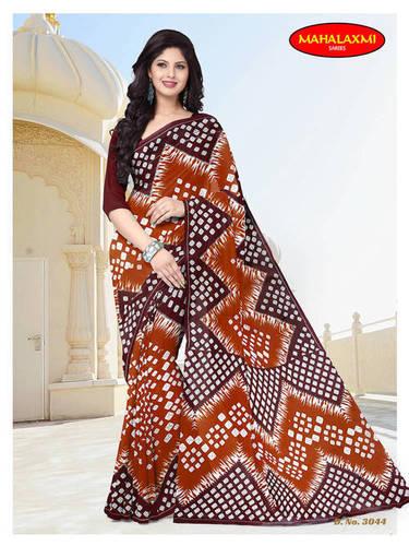Wholesale Designing Sarees Jetpur