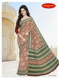 New Printed Sarees Wholesale Jetpur