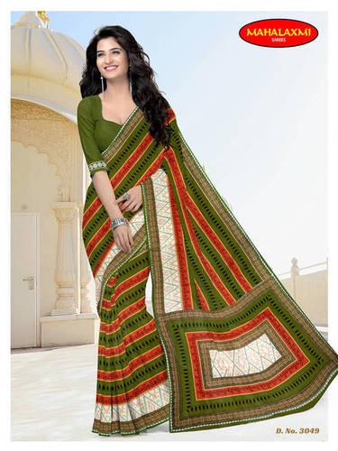 New Premimum Cotton Sarees Collection Jetpur