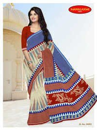 Wholesale Price Cotton Sarees Jetpur