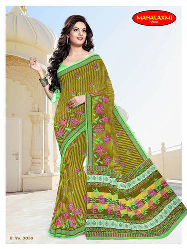 Wholesale Cotton Sarees With B P