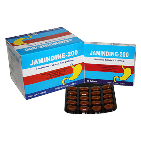 Cimetidine 200mg Tablets