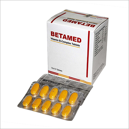 Vitamin B-Complex Tablets