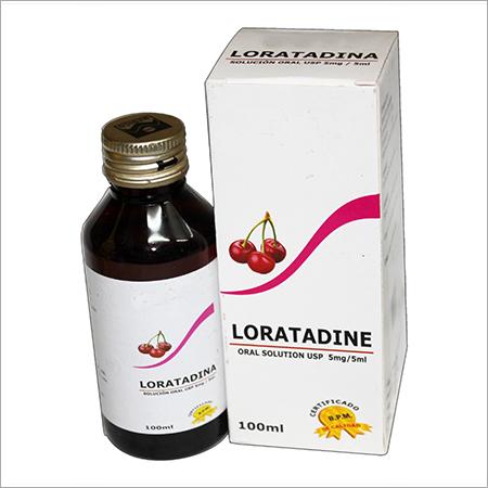 Loratidine Susp