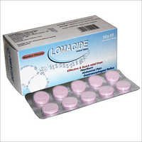 Lomacide Antiacid Tablets