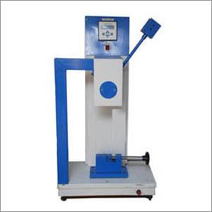 Izode Charpy Impact Test Apparatus