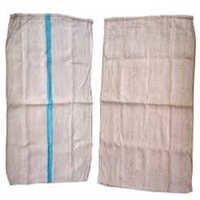 Plastic bags sacks