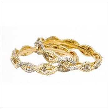 Diamond Wedding Bangle