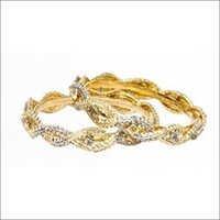 Diamond Wedding Bangle