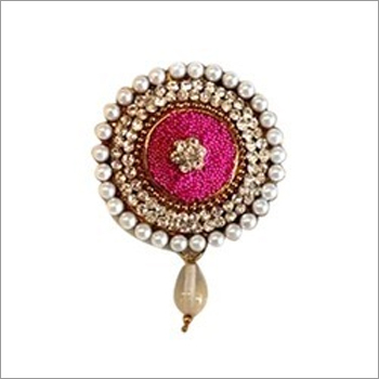 Designer Wedding Brooch