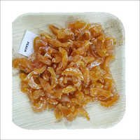 Dried Peach Chips