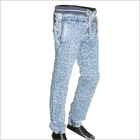 Fashionable kids jeans
